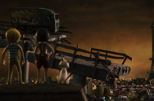 "Il video in stop motion di ""Where Do The Children Play?"" di Cat Stevens"