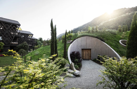 Apfelhotel, the dream hotel in South Tyrol