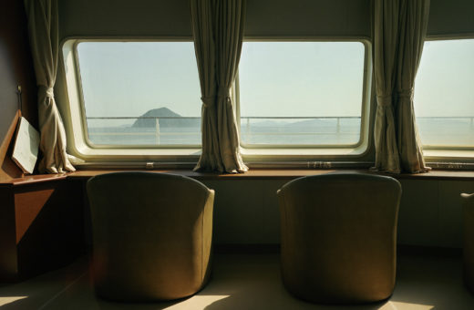Ferry Tale, the photographic series by Arnaud Montagard