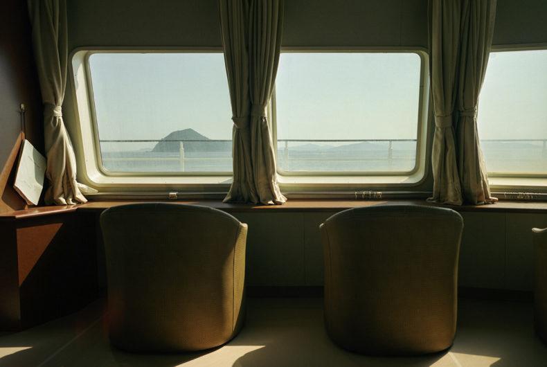 Ferry Tale, la serie fotografica di Arnaud Montagard