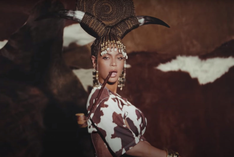 """Black is King"", Beyoncé's new visual album is out today"
