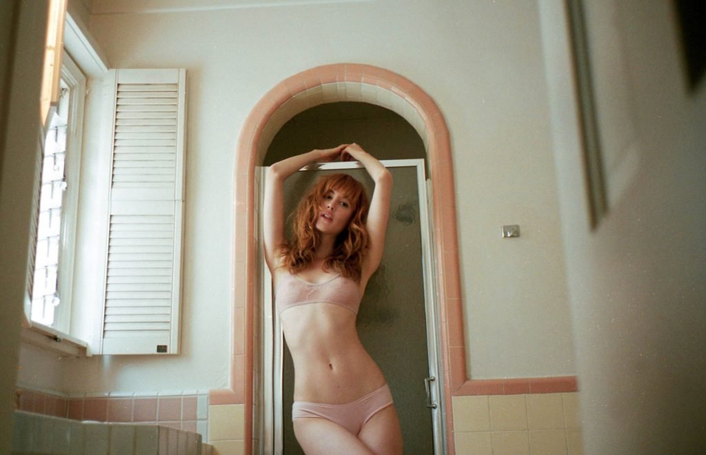 Tamara Lichtenstein and her analog and female photography | Collater.al
