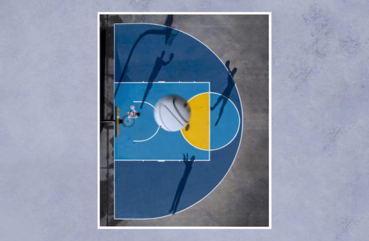 """Courts"", Barry Chapman's animated short on basketball"