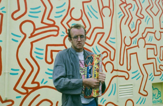 Keith Haring: Street Art Boy, the new BBC film