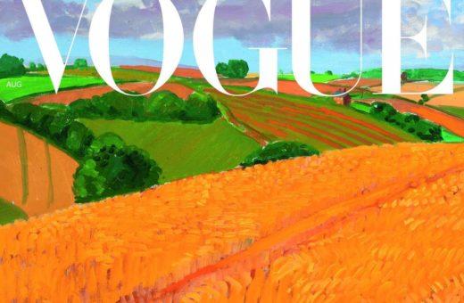 Reset: le 14 cover speciali di British Vogue dedicate alla natura
