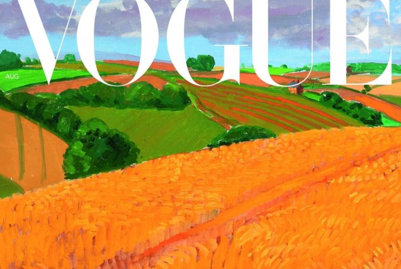 Reset: the 14 special British Vogue covers dedicated to nature