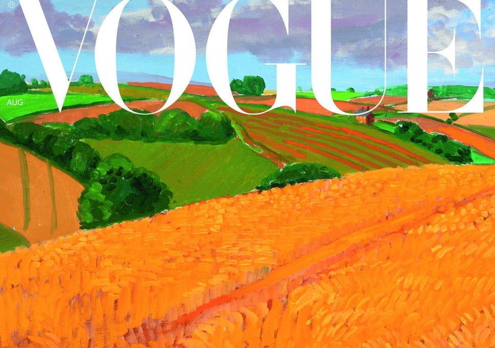 Reset: the 14 special British Vogue covers dedicated to nature   Collater.al