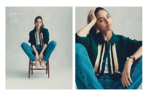 Il nuovo editoriale tutto al femminile di Aimé Leon Dore