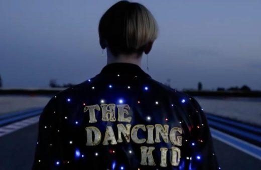 """The Dancing Kid"", Celine's SS21 Homme collection"