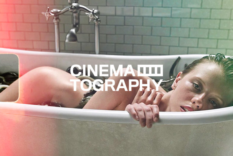 Cinematography –  A Cure for Wellness
