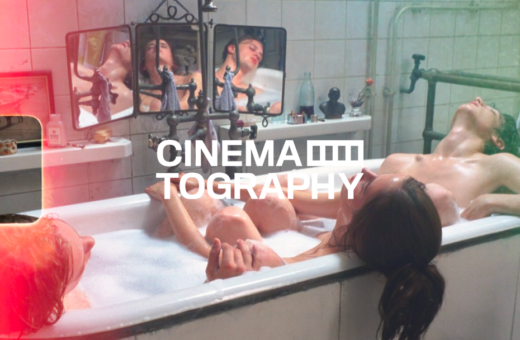 Cinematography – The Dreamers