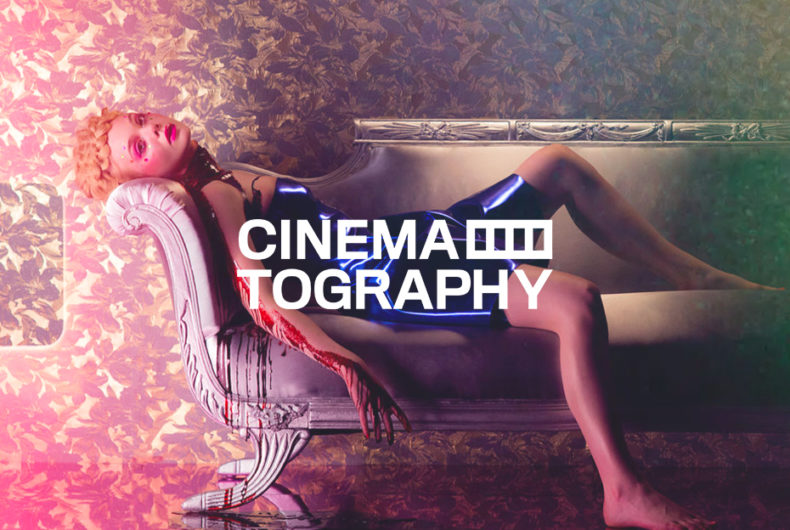 Cinematography – The Neon Demon