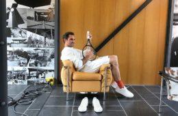 La sneaker di Roger Federer e On in edizione limitata
