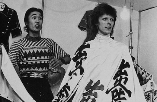 Japanese designer Kansai Yamamoto has passed away