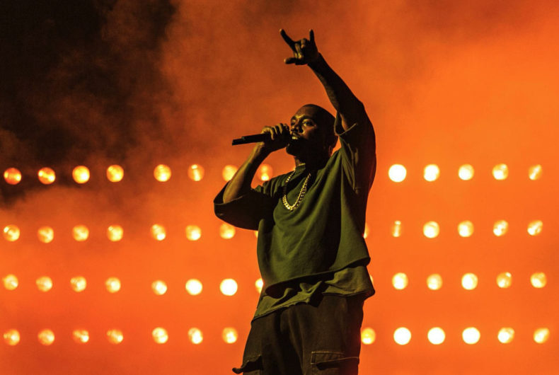 """""""Donda"""", Kanye West's new song with a special dedication"""