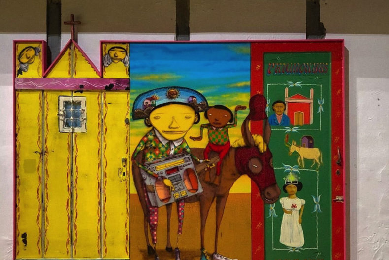 """You Are My Guest"", la mostra di OSGEMEOS"