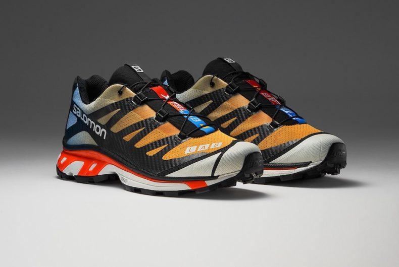 Salomon ha presentato la gamma footwear Fall/Winter 2020