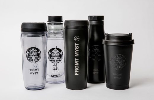 The collaboration between Starbucks and fragment design