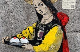 TvBoy sbarca a Catania con nuovo artwork per Sant'Agata