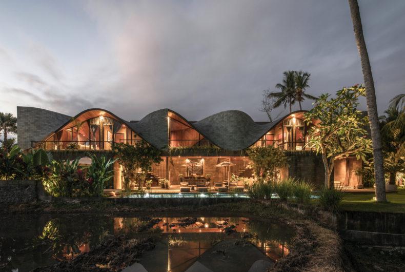 Alpha House, la casa a Bali progettata da Alexis Dornier
