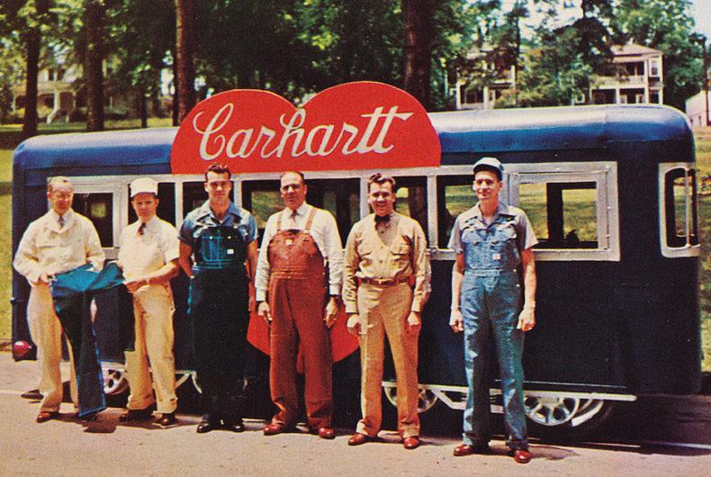 Carhartt, la storia di un'icona americana