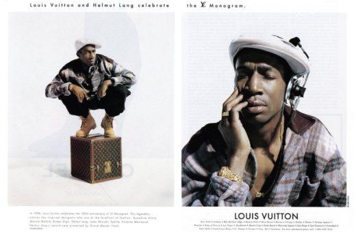 La vinyl record case di Helmut Lang per Louis Vuitton