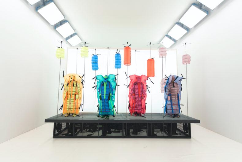 5 Moncler Craig Green, una collezione che fonde tecnologia ed estetica
