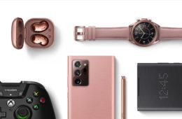 Le novità Samsung svelate durante il Galaxy Unpacked 2020