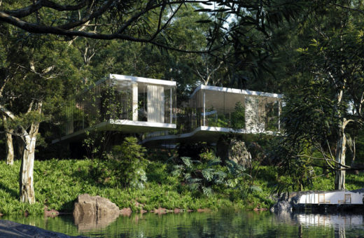 Casa Atibaia, a modernist dwelling hidden in the forest