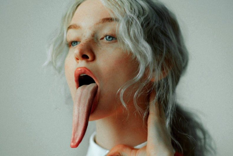 Hypnotic and sensual photography by Steven Gindler aka Cvatik