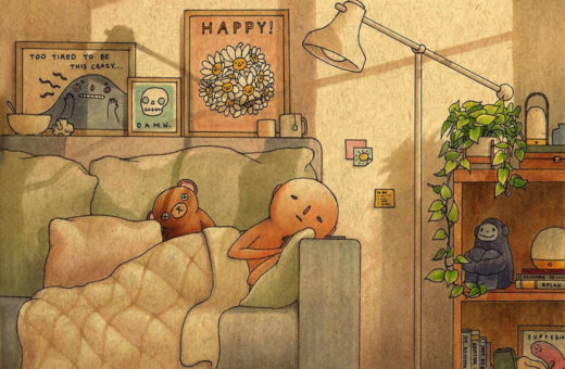 Le illustrazioni surreali e fantasiose di Felicia Chiao