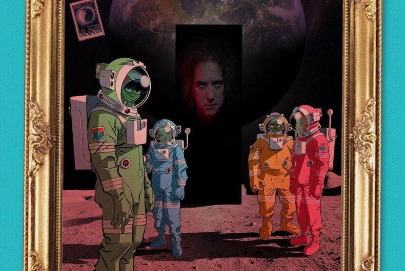 Strange Timez, the new single by Gorillaz with Robert Smith