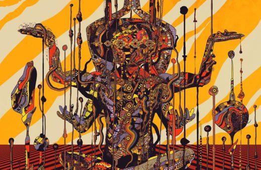 L'arte psichedelica di Luis Toledo aka Laprisamata