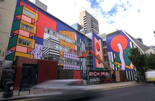 Londra come una tela, arriva il Mural Festival