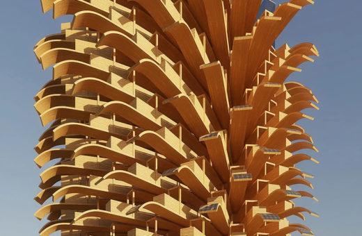 """""""Solar tree"""", il progetto green e sostenibile di NUDES"""