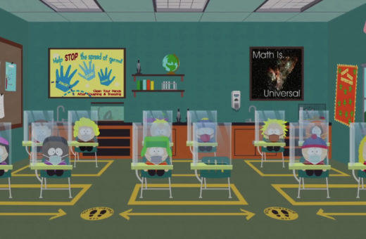 South Park special episode about the pandemic