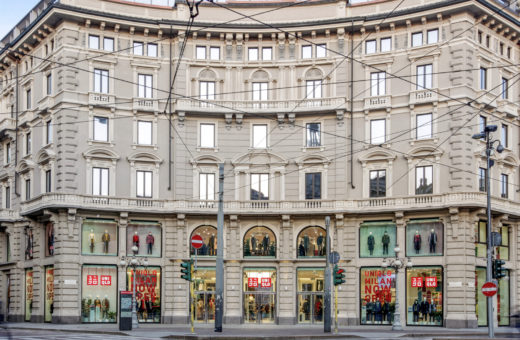 A month of events to celebrate the first year of UNIQLO's LifeWear in Milan