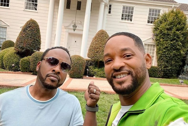 "La villa di ""Willy il principe di Bel Air"" è su Airbnb"