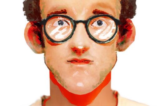Adobe x Keith Haring, dipingere come l'artista americano