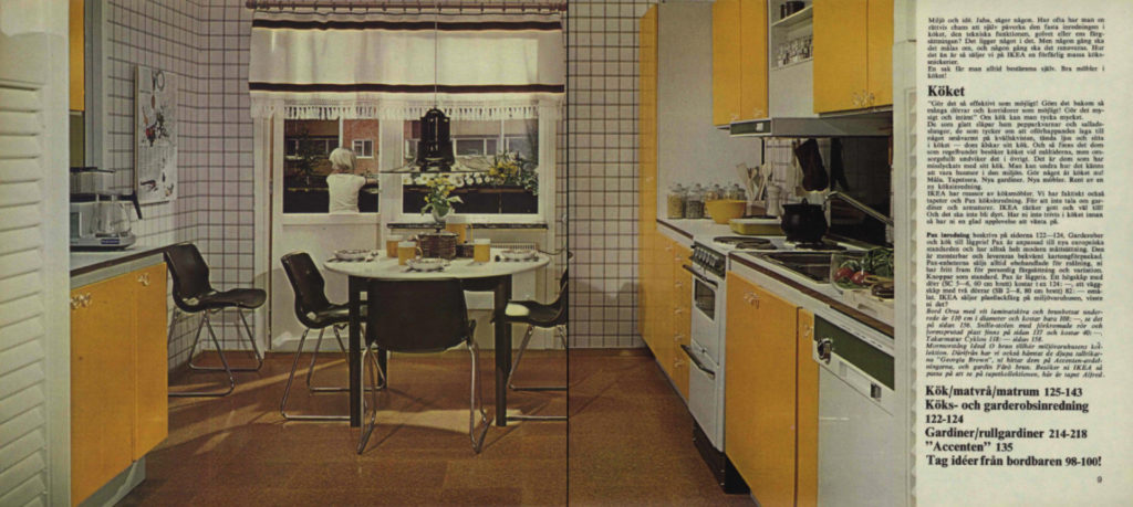 The History Of Ikea Through Its Catalogues Collater Al