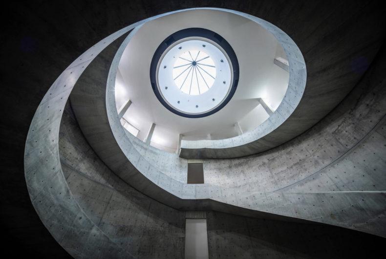He Art Museum, il progetto di Tadao Ando