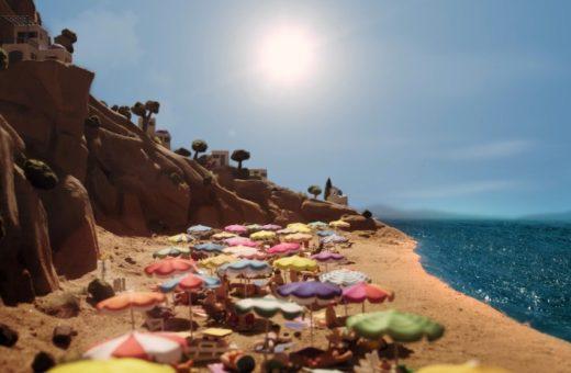 Heatwave, a short about the torrid summer days