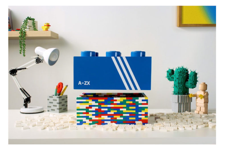 LEGO and adidas Originals collaboration is coming