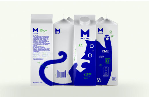 The Milgrad rebranding and the importance of packaging