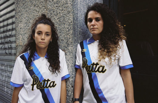 The Inter jersey made by Patta and Umbro