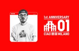 L'arte di Stefano Colferai incontra UNIQLO