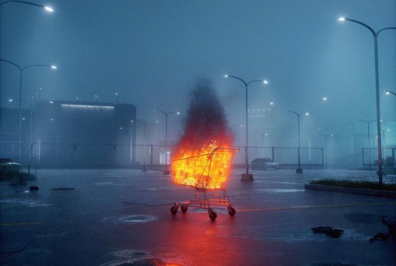 Gli artwork dark di Miron Malejki
