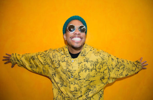 """""""Jewelz"""" the new sparkling single by Anderson .Paak"""