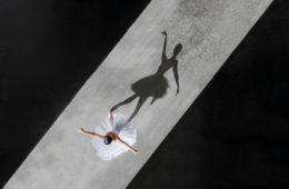 """""""Ballerine de l'air"""", la serie fotografica di Bradscanvas"""