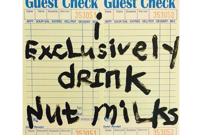 """""""Guest check"""", il profilo che racconta i discorsi fatti al ristorante"""